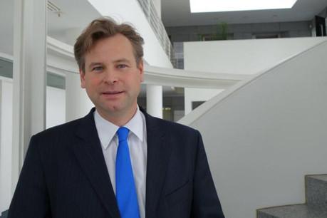 Le professeur Dirk Zetzsche est titulaire de la chaire Ada in financial law de l'Université du Luxembourg. (Photo: DR)