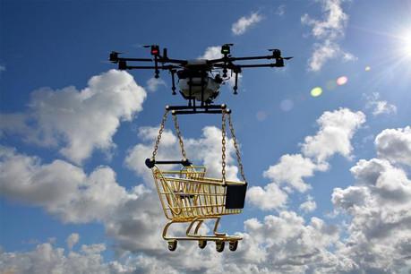 Les drones, auparavant sources de craintes et d'angoisses, semblent à présent mieux s'intégrer dans l'imaginaire collectif. (Photo: Licence C.C.)