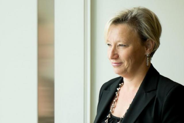 Christiane Schaul, Ville de Luxembourg (Photo: Jessica Theis)