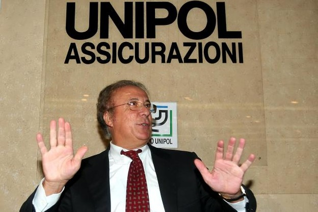 Giovanni Consorte, ex-numéro 1 d'Unipol, condamné pour délit d'initié après l'OPA ratée sur la banque BNL, était l'un des bénéficiaires économiques de l'opération faite par Deloitte Luxembourg.  (Photo: fanpage.it)
