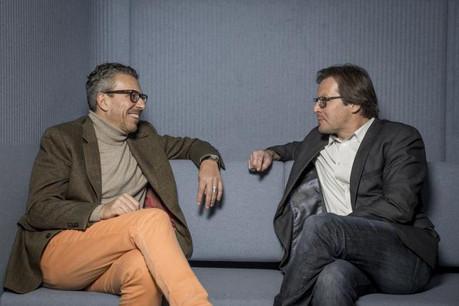 Laurent Rouach et Marc Neuen combinent plus de 20 ans d'expérience dans l'immobilier pour lancer ce nouveau projet. (Photo: Maison Moderne)