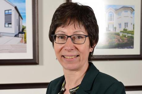Brigitte Brouwers: «L'approche de construction durable sera encore plus importante.» (Photo: CLK)