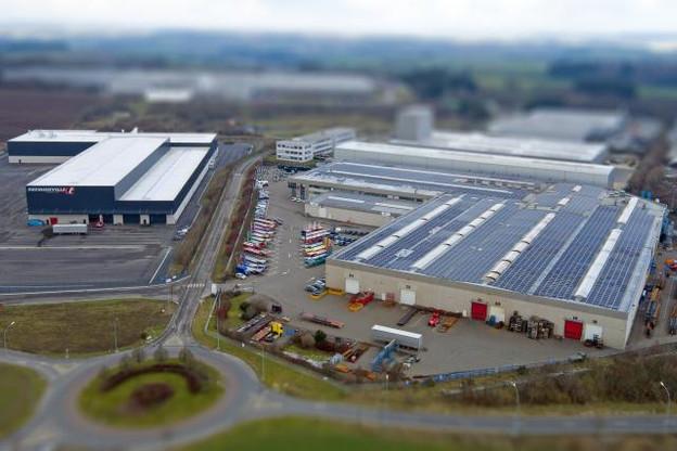 Au cours de l'été, plusieurs groupes étrangers ont annoncé des investissements importants dans le développement d'outils industriels au Luxembourg. (Photo: Faymonville)