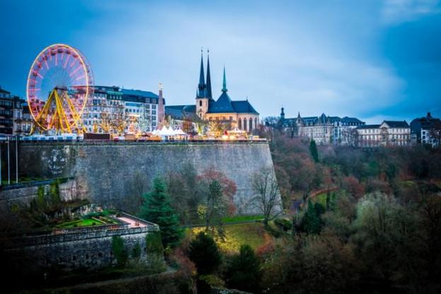 Le marché de Noël a ouvert vendredi à Luxembourg sur les places d'Armes et de la Constitution. (Photo: Ville de Luxembourg / Sabino Parente)