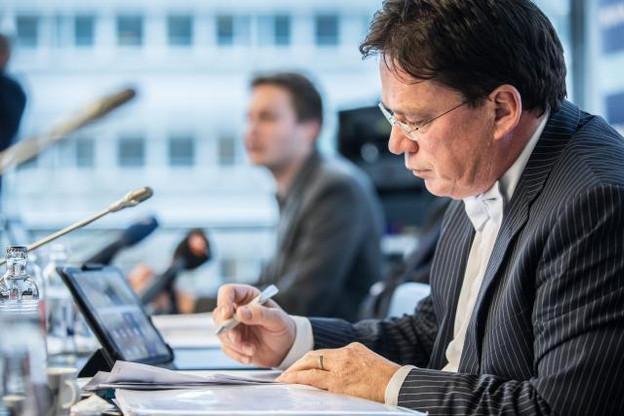 «La croissance luxembourgeoise se retrouve donc quasiment au même niveau que celui de la zone euro», note Serge Allegrezza, directeur du Statec. (Photo: Edouard Olszewski / Archives)