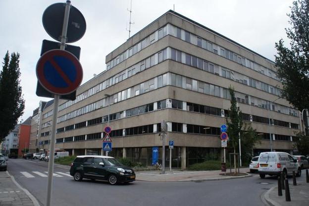 Outre le Lhoft, le bâtiment de la rue Glesener devrait également accueillir un incubateur tel que Nyuko en son sein. (Photo: Paperjam/DR)