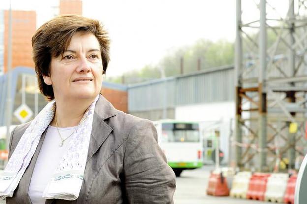 Michèle Detaille, femme et chef d'entreprise(s) active des deux côtés de la frontière, sera au nombre des intervenants de la soirée. (Photo: David Laurent / archives)