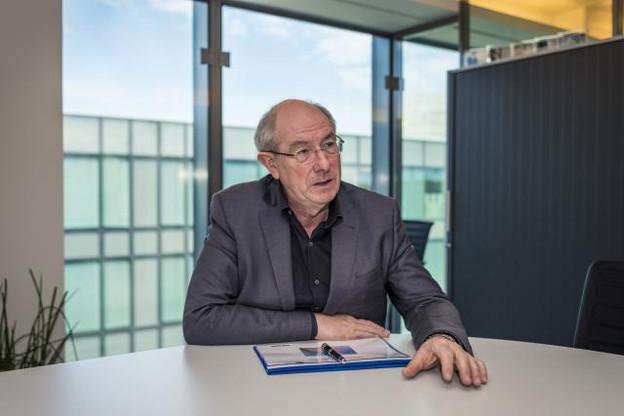 Administrateur délégué de Luxempart, Jacquot Schweitzer poursuit la politique d'acquisitions hors des frontières. (Photo: Mike Zenari)