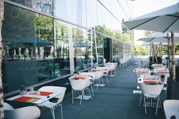 Des terrasses et du soleil, pour bien profiter de l'été. (Photo: DR)