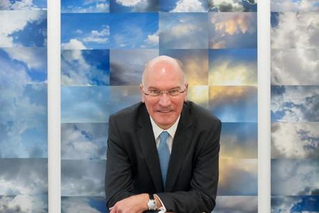 John Bour, au service de Banque Raiffeisen depuis 10 ans, s'est impliqué dans le transfert du siège vers Leudelange, un processus qui a duré deux ans. (Photo: Annabelle Denham)