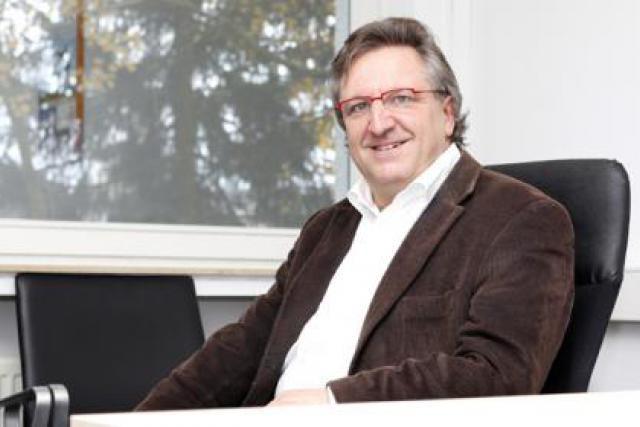 Thierry Delperdange (Communication Coaching & Développements) (Photo: Olivier Minaire)