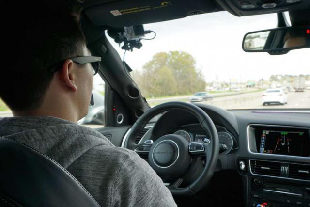 Les tests des véhicules autonomes pourraient être réalisés sur un banc d'essai de 25 kilomètres le long de l'A3. (Photo: DR)