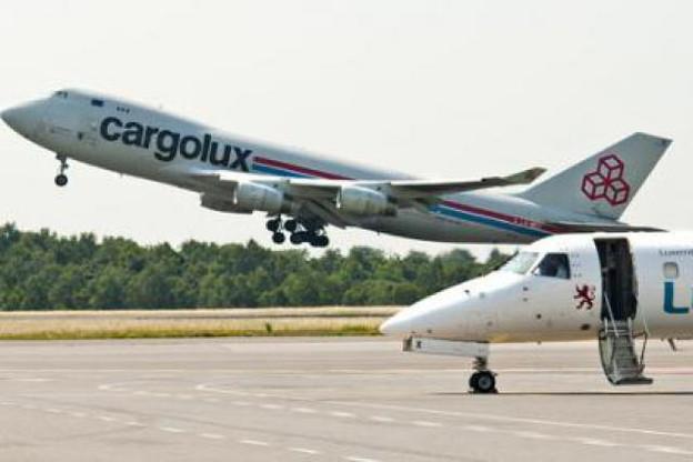 ortée par les courants ascendants  de Qatar Airways, Cargolux envisage  son avenir sous un jour nouveau. (Photo: Andrés Lejona/archives)