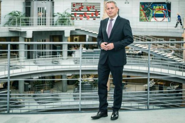 Frank Krings a pris les commandes de DB Luxembourg il y a un peu plus de deux ans. (Photo: Maison Moderne / Archives )