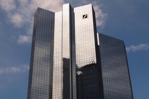 Deutsche Bank ne parvient pas à redresser la situation. (Photo: Licence C.C.)