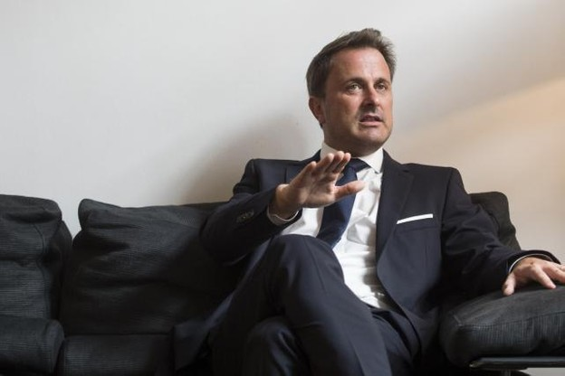 Xavier Bettel a gentiment, mais fermement, recadré son ministre du Travail, Dan Kersch. (Photo: Anthony Dehez / archives)