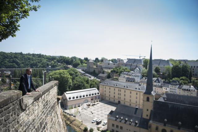 Jean-Luc Jourdan, fondateur du groupe GMS, perçoit une convergence d'intérêts vers le Luxembourg. (Photo: Anthony Dehez)