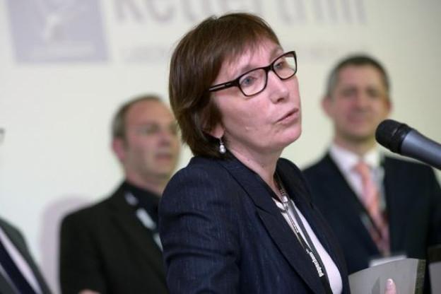 Netty Klein quitte Ketterthill pour aller travailler chez Data4. (Photo: Christophe Olinger / archives)