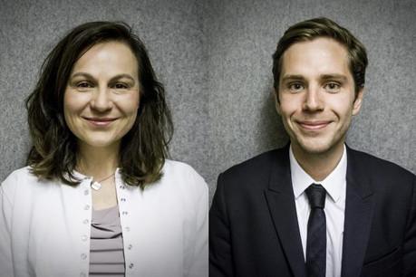 Selon des projections effectuées à Paris, Valérie Bros (Les Républicains) et Pieyre-Alexandre Anglade (La République en marche) sont les deux candidats les mieux placés pour le poste de député de la 4e circonscription des Français de l'étranger. (Photo: DR)