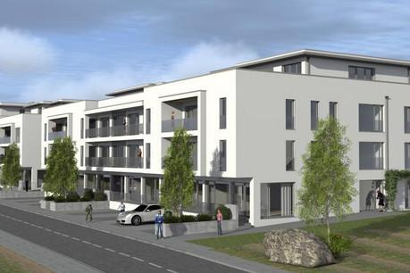 Le projet Steinfort Parc était – pour un montant de 15 millions d'euros – le premier mené par Eaglestone sur le marché luxembourgeois. (Photo: Eaglestone Luxembourg)