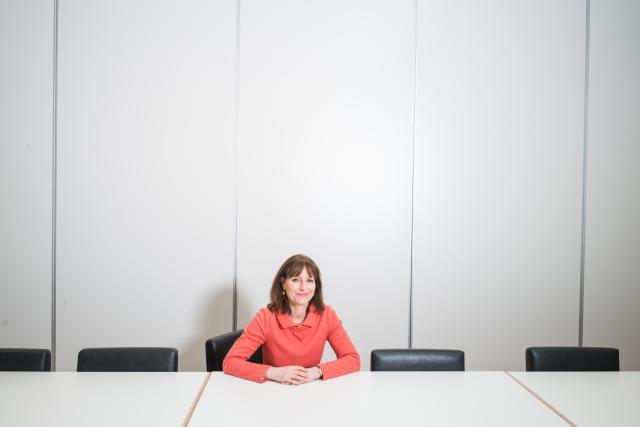 Danièle Berna-Ost: «Les consommateurs savent que nous existons et qu'ils peuvent s'adresser à nous.» (Photo: Patrick Galbats)