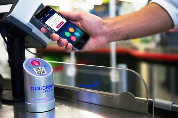 Plus de 1.200 bornes de paiement Digicash sont disponibles dans les commerces au Luxembourg. (photo: Digicash)