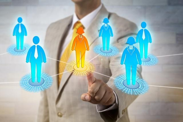 Les ressources humaines sont devenues un axe majeur de la stratégie des entreprises pour fidéliser les collaborateurs. (Photo: Fotolia / leowolfert)