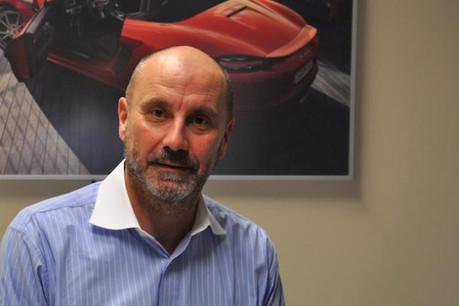 Marc Stoffel, Human Resources Manager du groupe Losch. Crédit Photo: Microtis