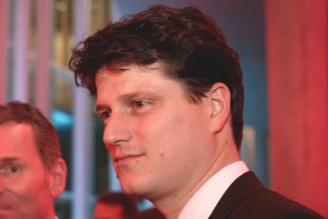 Luc Decker, 36 ans, prendra ses fonctions en juillet. (Photo : Jessica Theis / archives)