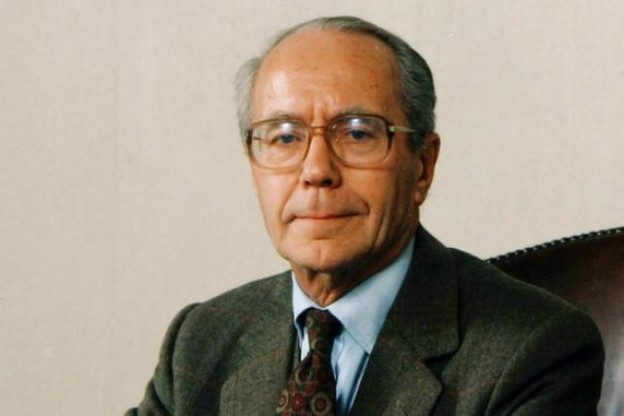 Georges Arendt fut le président du comité de direction de la BGL entre 1984 et 1987. (Photo: ABBL)