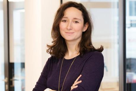 Marie-Adélaïde Gervis, membre du board de l'association. (Photo: archives paperJam)