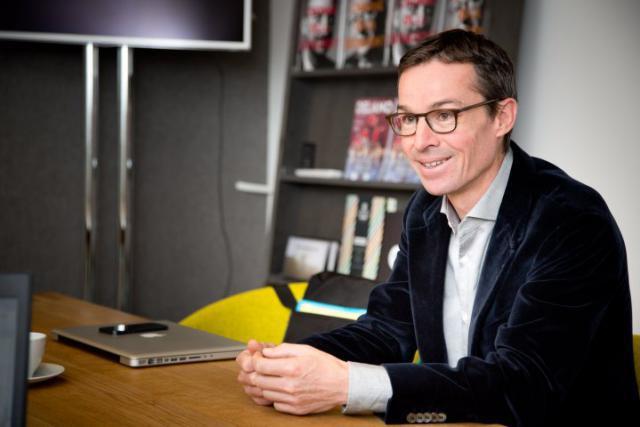 Patrick Kersten, fondateur et CEO de Doctena. (Photo: Maison Moderne)
