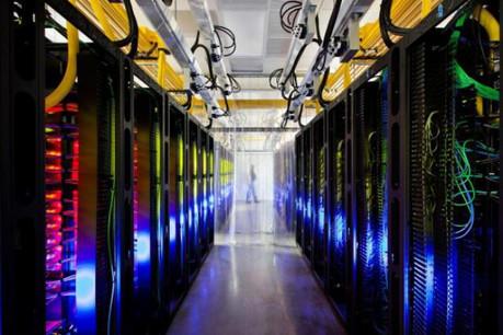 Derrière les racks et les infrastructures connectées, il y a des enjeux considérables. (Photo: Licence CC)