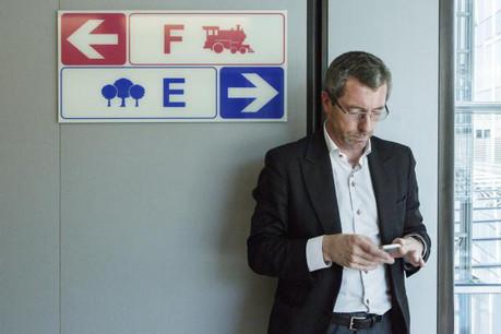 Frank Engel n'accepte pas le comportement de la République d'Azerbaïdjan. (Photo: Christian Aschman / archives)