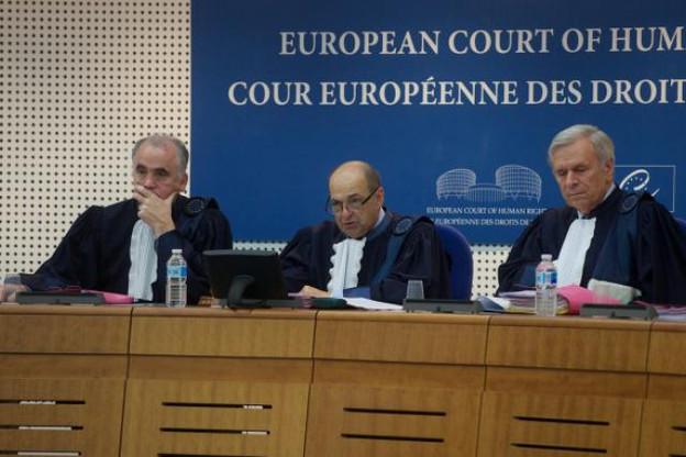 La Cour européenne des droits de l'Homme a mis trois ans pour statuer sur ce dossier.  (Photo: CEDH)