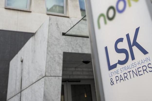 Deux ans se sont écoulés depuis la faillite du holding financier Leyne Strauss-Kahn, mais les plaidoiries continuent. (Photo: Luc Deflorenne / archives)