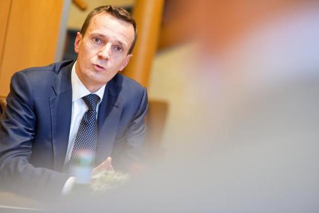 Un an après sa nomination, Marc Grabowski quitte ses fonctions.  (Photo: Christophe Olinger / archives)