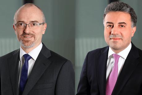 Nico Picard, chief financial officer, et Stéphane Albert, chief risk officer, ont été nommés au comité de direction de la Bil. (Photo: BIL)