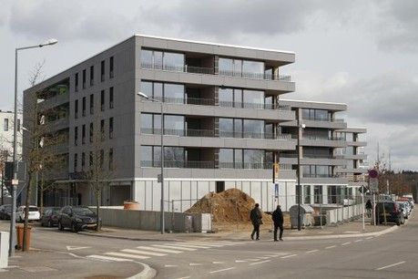 La résidence Altaïr au Kirchberg a été inaugurée. (Photo: Steinmetzdemeyer)
