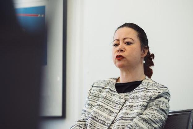 Claudia Monti doit liquider son étude d'avocat et quitter la Commission consultative des droits de l'Homme ainsi que le Comité participatif pour la prise en compte des besoins spécifiques à la Ville de Luxembourg. (Photo: Sébastien Goossens)
