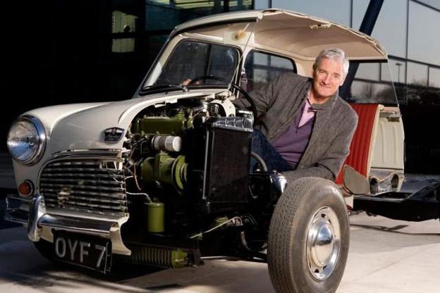 Quelque 400 ingénieurs travaillent actuellement sur la première voiture électrique que James Dyson envisage de lancer d'ici deux ans. (Photo: DR)