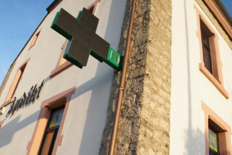 La première pharmacie online du pays est physiquement située à Steinfort. (Photo: DR)