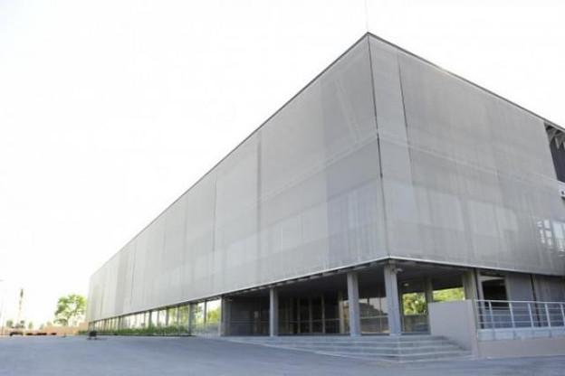 Le data centre d'EBRC à Kayl (Photo: David Laurent / archives)