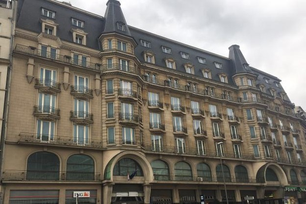 Le 15 mars, l'hôtel qui battait pavillon du groupe hôtelier Accor via l'enseigne Mercure, a fermé ses portes. (Photo: DR)