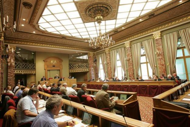 Le vote de ce mercredi clôturera un parcours législatif entamé en janvier 2015.  (Photo: Luc Deflorenne / archives)