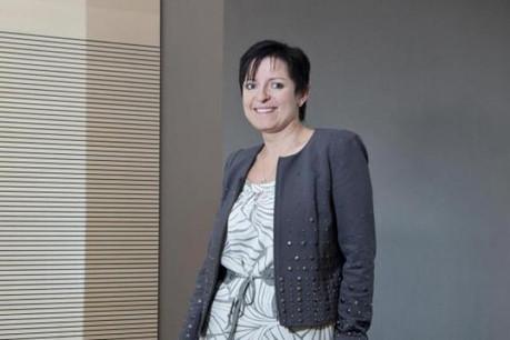 Edith Magyarics a effectué toute sa carrière professionnelle dans le secteur financier et des fonds d'investissement. (Photo : Blitz/archives)