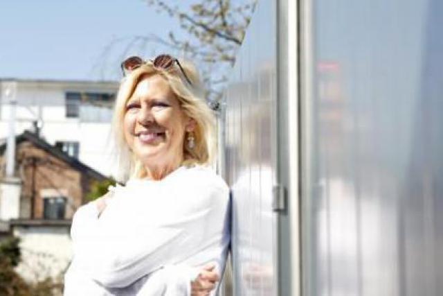 Danièle Fonck est actuellement directrice générale et rédactrice en chef du Tageblatt, le deuxième quotidien payant du pays. (Photo: Olivier Minaire/archives)
