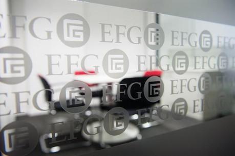 Les activités de banque privée au Luxembourg d'UBI seront provisoirement renommées EFG Banque Privée Luxembourg S.A., jusqu'à leur intégration légale à EFG Bank (Luxembourg) S.A. d'ici la fin de l'année. (Photo: Jessica Theis / archives )