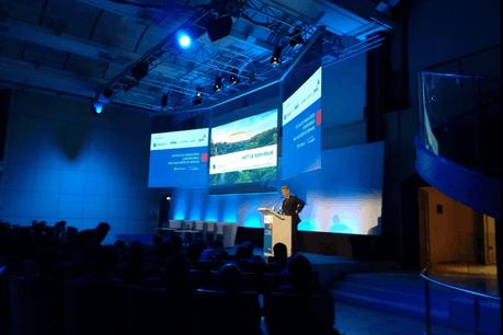 L'ambassadeur du Luxembourg à Paris, Paul Dühr, a ouvert le séminaire parisien de LFF. (Photo: Claude Biver /Twitter)