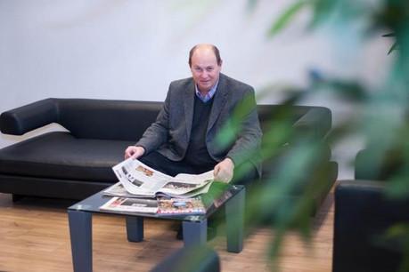 Pascal Marchesin est un économiste devenu spécialiste des ressources humaines et de la gestion de crise. (Photo: Annabelle Denham)